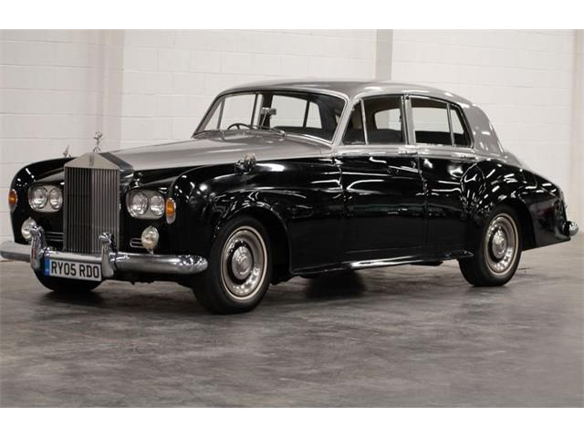 1962 Rolls-Royce Silver Cloud (CC-1298022) for sale in Jackson, Mississippi