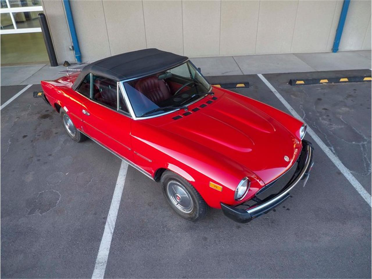1979 Fiat Spider (CC-1298027) for sale in Jackson, Mississippi