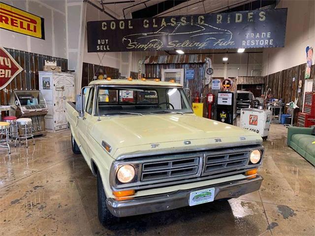 1972 Ford F100 (CC-1298031) for sale in Redmond, Oregon