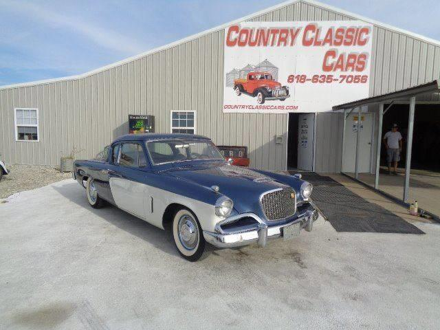 1956 Studebaker Hawk (CC-1298037) for sale in Staunton, Illinois