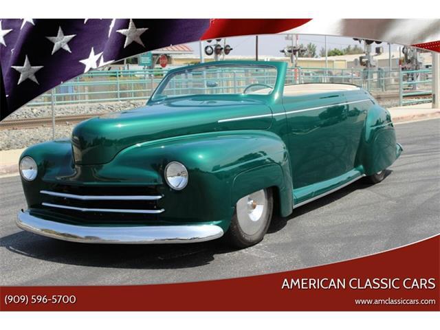 1947 Ford Custom
