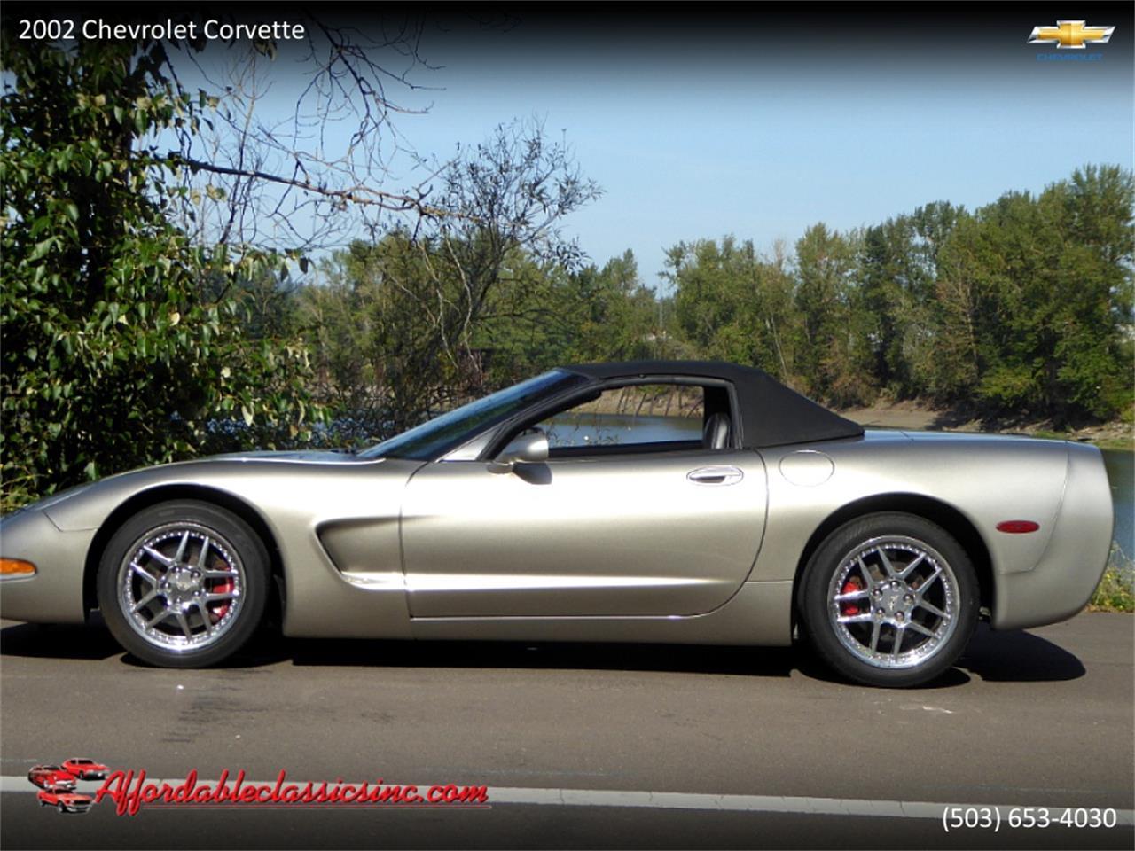 2002 Chevrolet Corvette (CC-1298045) for sale in Gladstone, Oregon