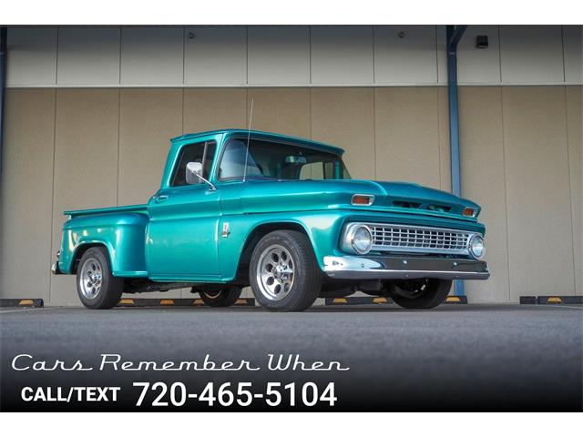 1964 Chevrolet C10 (CC-1298046) for sale in Englewood, Colorado