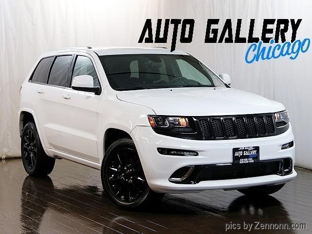 2017 Jeep Grand Cherokee (CC-1298050) for sale in Addison, Illinois