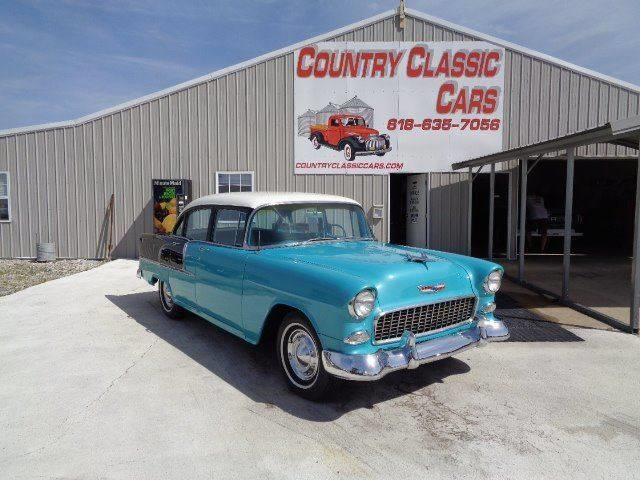 1955 Chevrolet 210 (CC-1298058) for sale in Staunton, Illinois