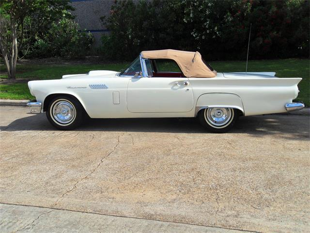 1957 Ford Thunderbird (CC-1298061) for sale in Dallas, Texas