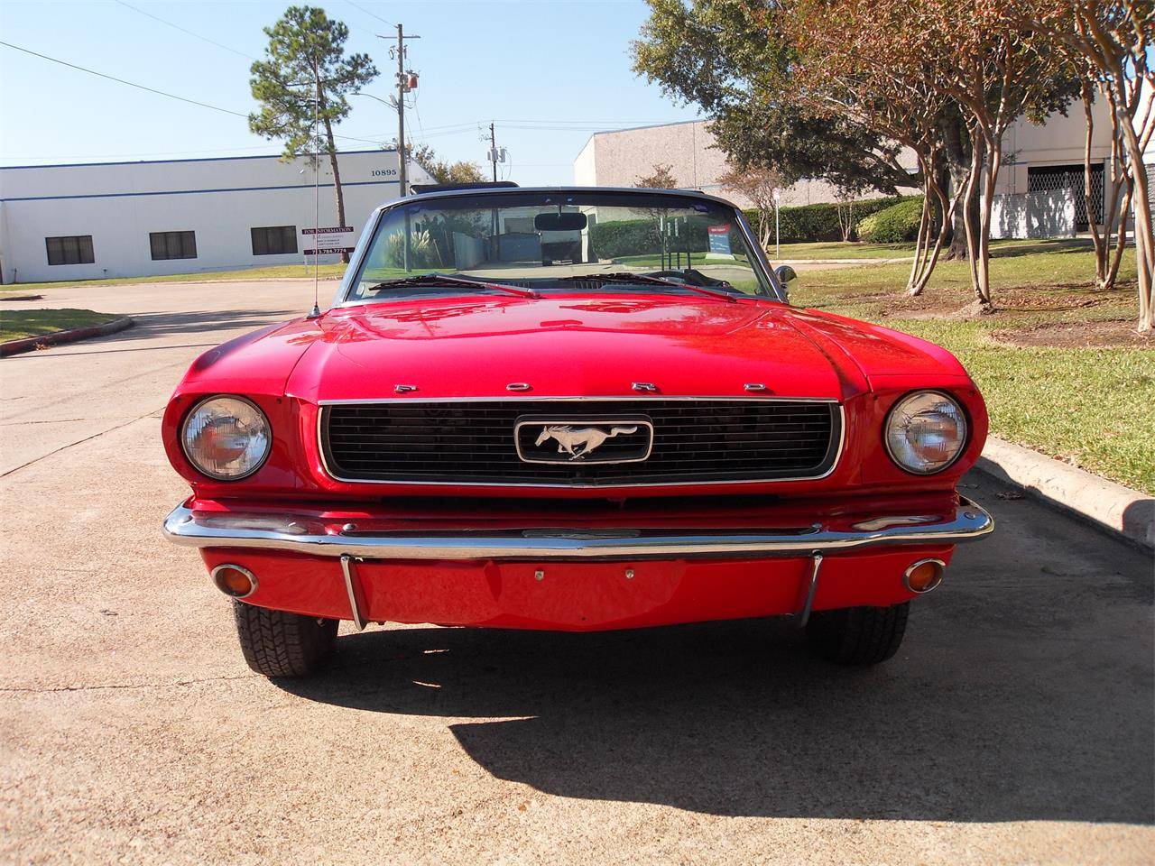 1966 Ford Mustang (CC-1298063) for sale in Dallas, Texas