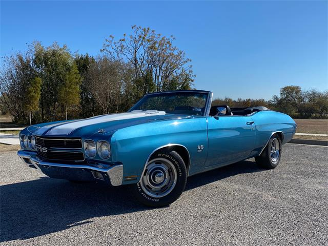 1970 Chevrolet Chevelle SS (CC-1298064) for sale in Dallas, Texas