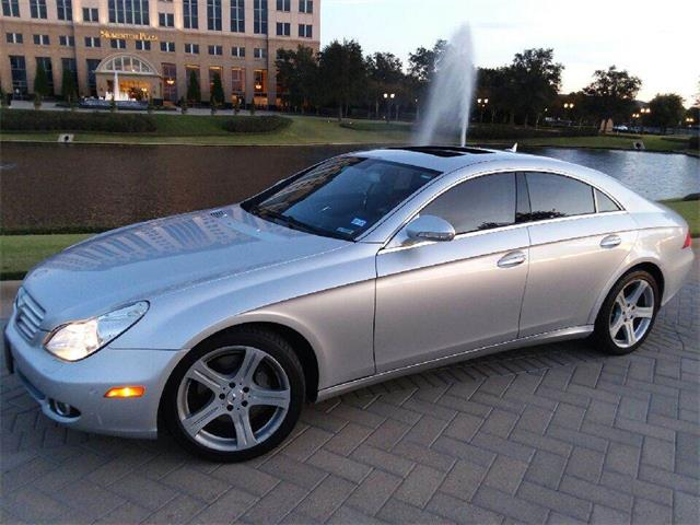 2007 Mercedes-Benz CLS-Class (CC-1298072) for sale in Dallas, Texas