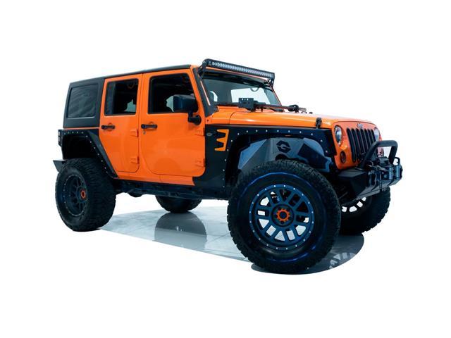 2012 Jeep Wrangler (CC-1298083) for sale in Dallas, Texas