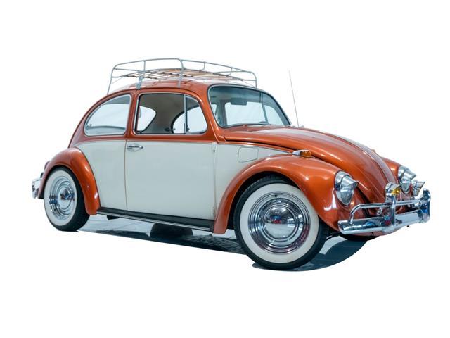 1968 Volkswagen Beetle (CC-1298086) for sale in Dallas, Texas