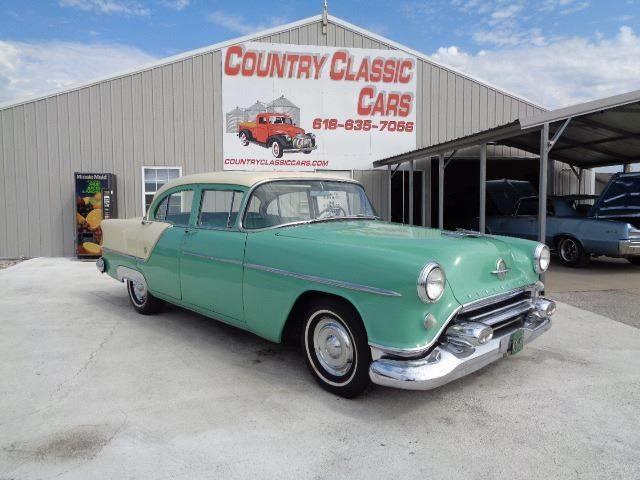 1954 Oldsmobile 88 (CC-1298090) for sale in Staunton, Illinois