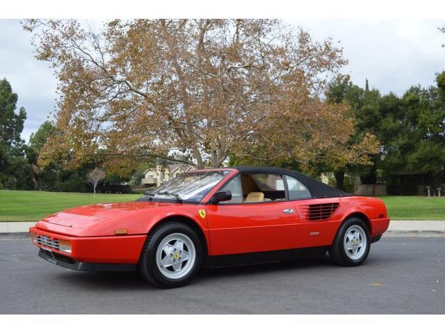 1988 Ferrari Mondial (CC-1298091) for sale in San Jose, California