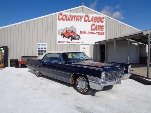 1965 Cadillac DeVille (CC-1298097) for sale in Staunton, Illinois