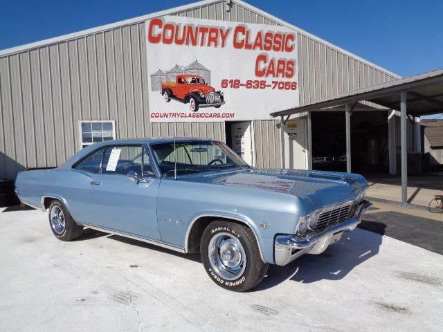 1965 Chevrolet Impala (CC-1298098) for sale in Staunton, Illinois