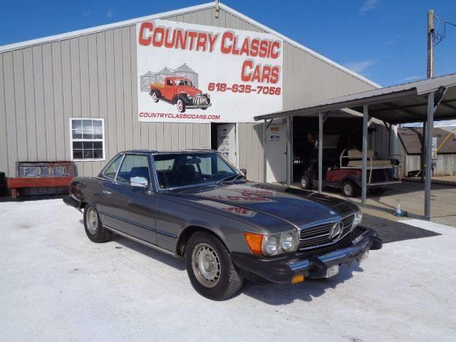 1980 Mercedes-Benz 450SL (CC-1298100) for sale in Staunton, Illinois
