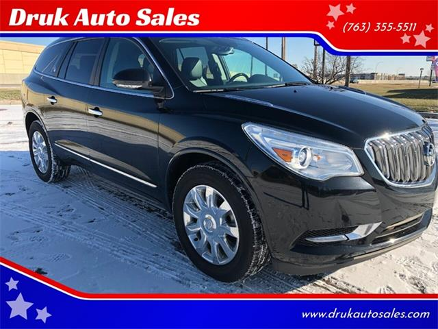 2017 Buick Enclave (CC-1298104) for sale in Ramsey, Minnesota