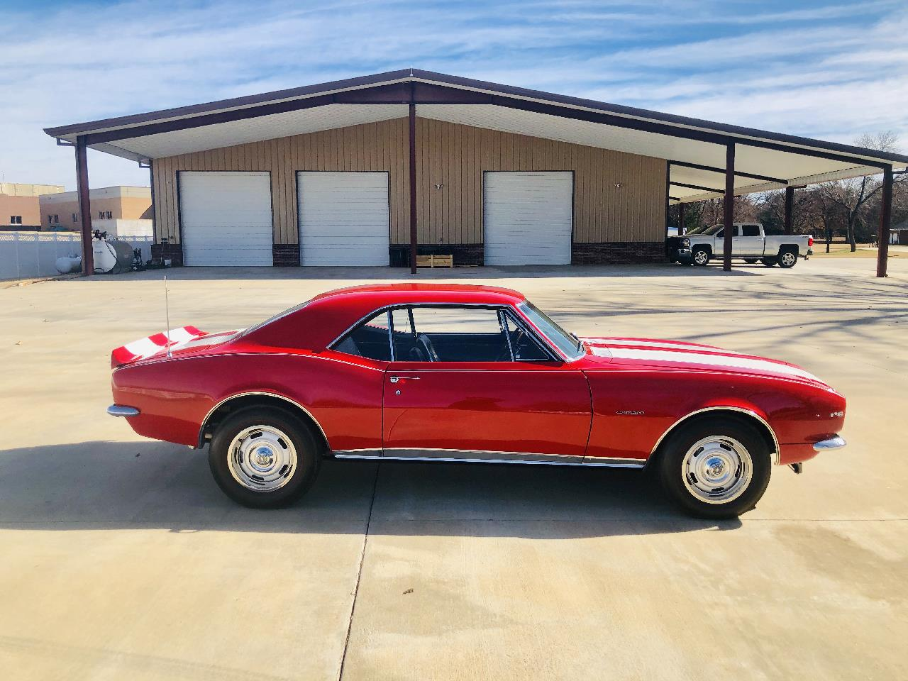 1967 Chevrolet Camaro (CC-1298116) for sale in Wilson, Oklahoma