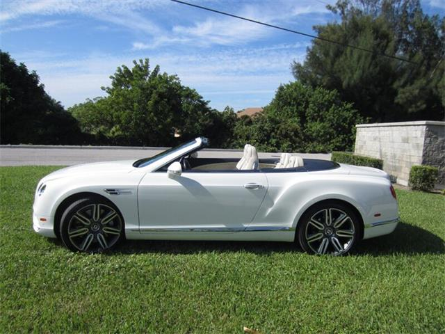 2016 Bentley Continental GT (CC-1298122) for sale in Delray Beach, Florida