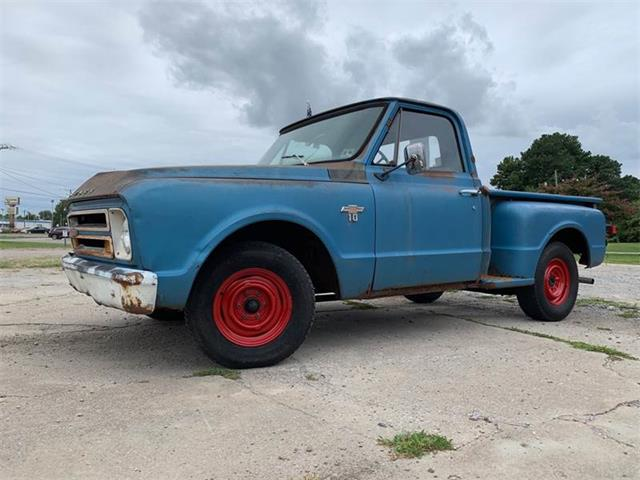 1967 Chevrolet C10 (CC-1298138) for sale in Portsmouth, Virginia