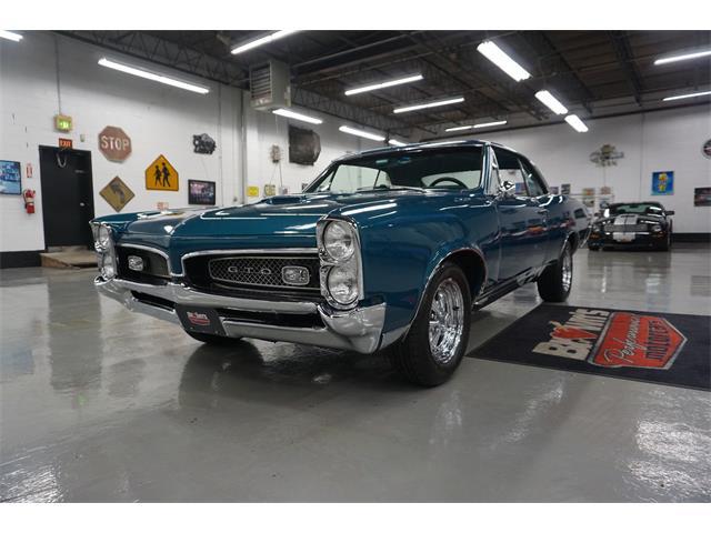 1967 Pontiac GTO (CC-1298155) for sale in Glen Burnie, Maryland