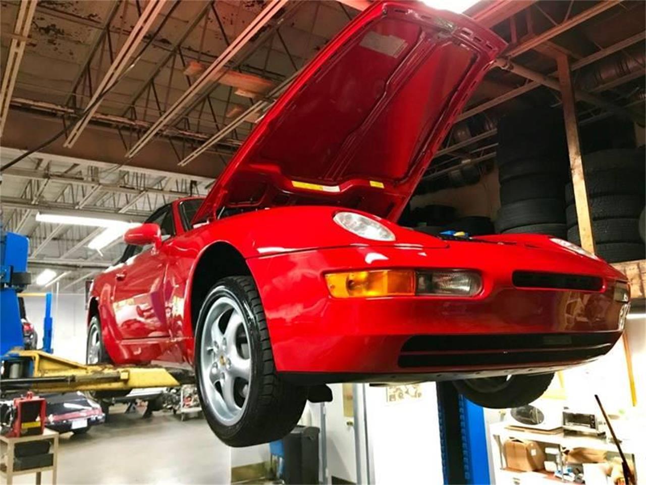 1995 Porsche 968 (CC-1298175) for sale in Marietta, Georgia