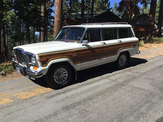 1984 Jeep Grand Wagoneer (CC-1298180) for sale in Incline Village, Nevada
