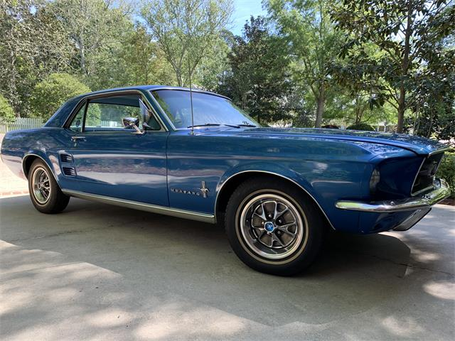 1967 Ford Mustang (CC-1298188) for sale in Hammond, Louisiana