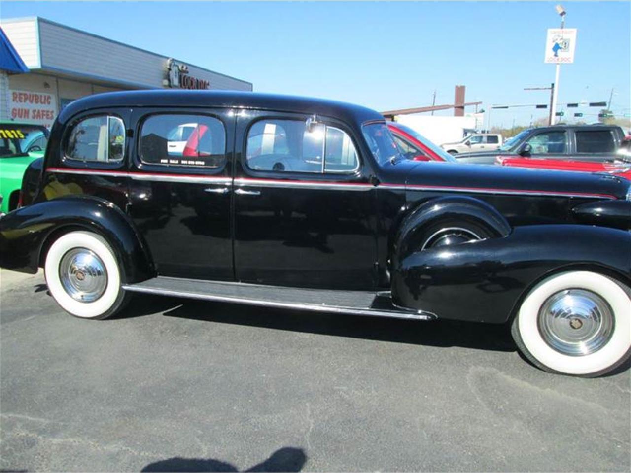 1937 Cadillac Series 75 (CC-1298195) for sale in Sacramento, California