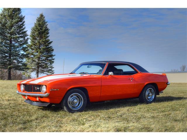 1969 Chevrolet Camaro (CC-1298199) for sale in Watertown, Minnesota
