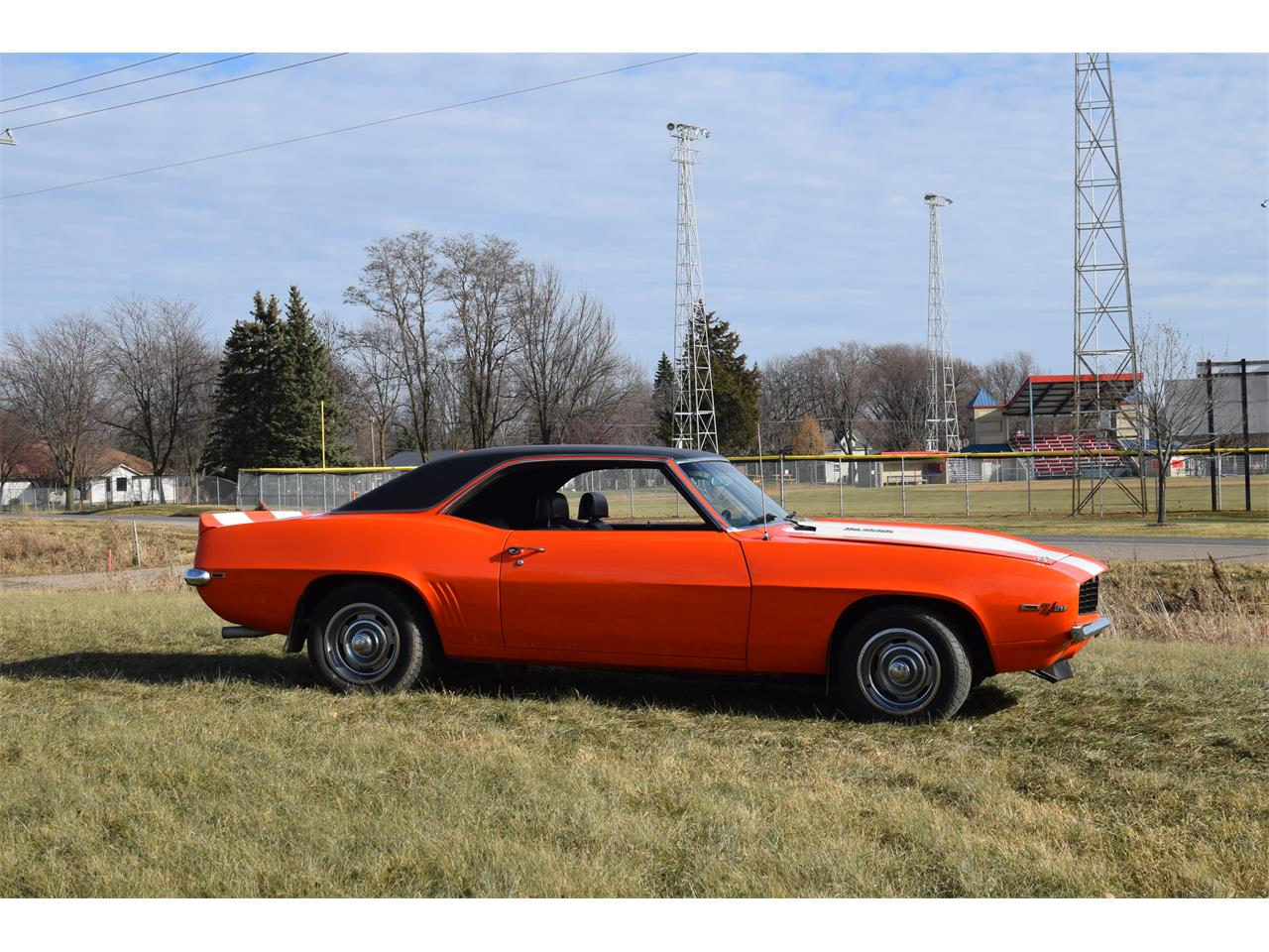 1969 Chevrolet Camaro (CC-1298199) for sale in Watertown, Minnesota