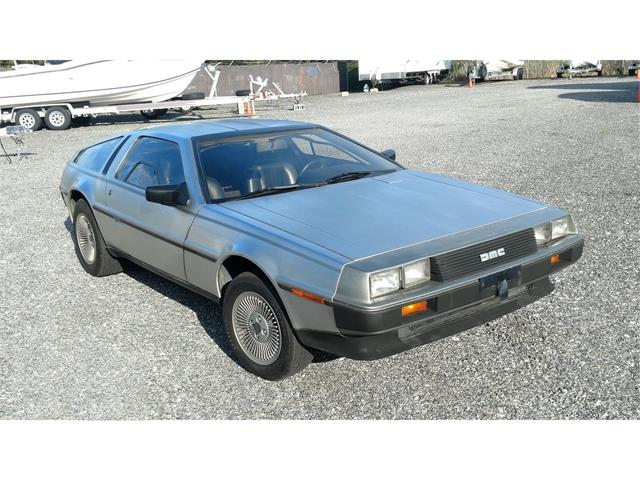 1981 DeLorean DMC-12 (CC-1298210) for sale in manteo, North Carolina