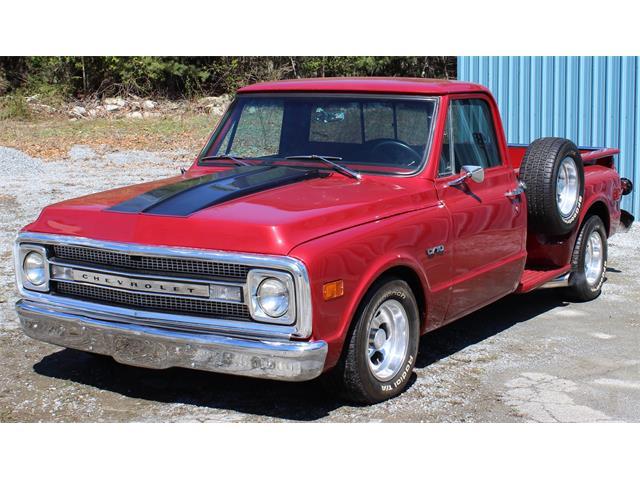 1969 Chevrolet C10 (CC-1298215) for sale in Acton, Massachusetts