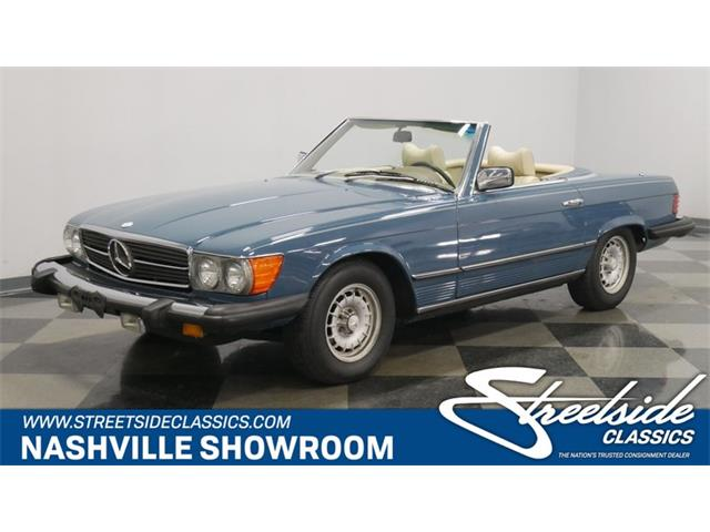 1978 Mercedes-Benz 450SL (CC-1298221) for sale in Lavergne, Tennessee