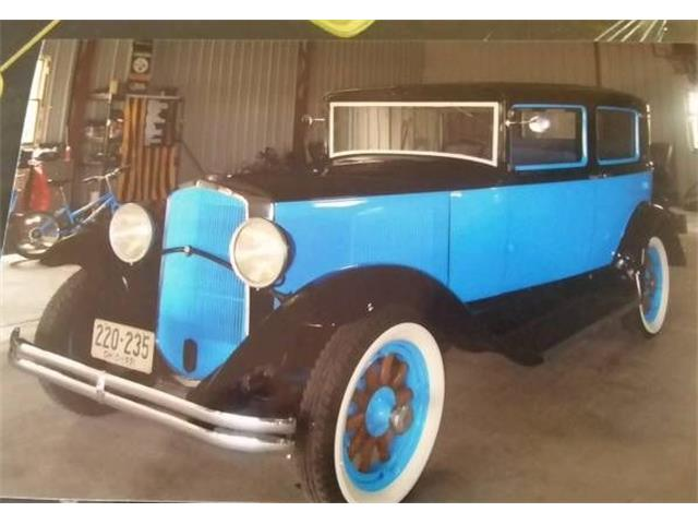 1931 Graham Automobile (CC-1298239) for sale in Cadillac, Michigan