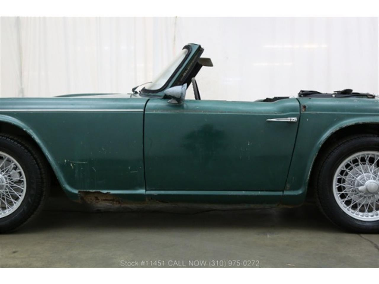 1967 Triumph TR4 (CC-1298241) for sale in Beverly Hills, California