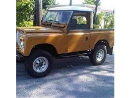 1974 Land Rover Series III (CC-1298244) for sale in Cadillac, Michigan