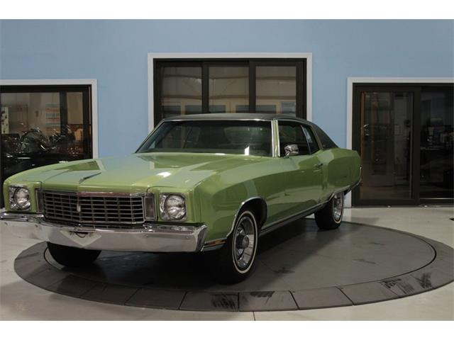 1972 Chevrolet Monte Carlo (CC-1298249) for sale in Palmetto, Florida