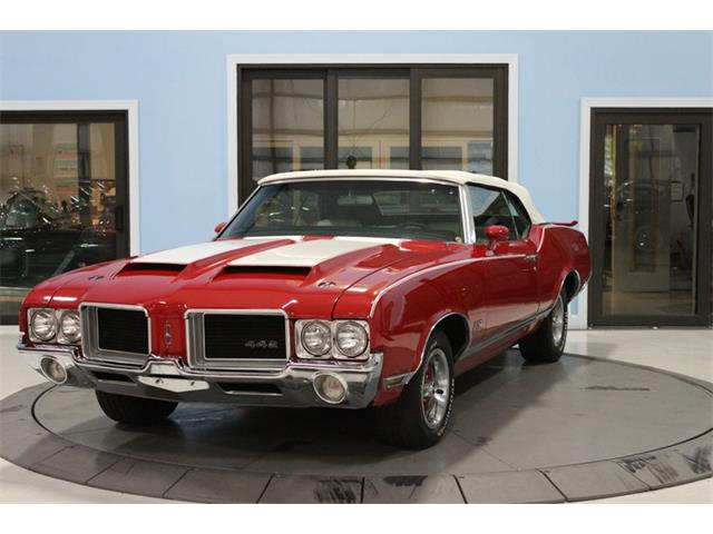 1971 Oldsmobile Cutlass (CC-1298251) for sale in Palmetto, Florida