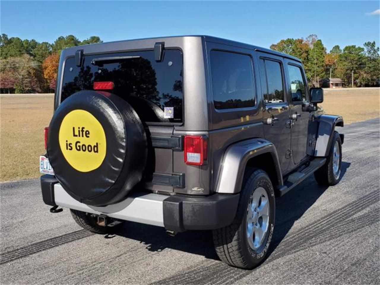 2014 Jeep Wrangler (CC-1298267) for sale in Hope Mills, North Carolina