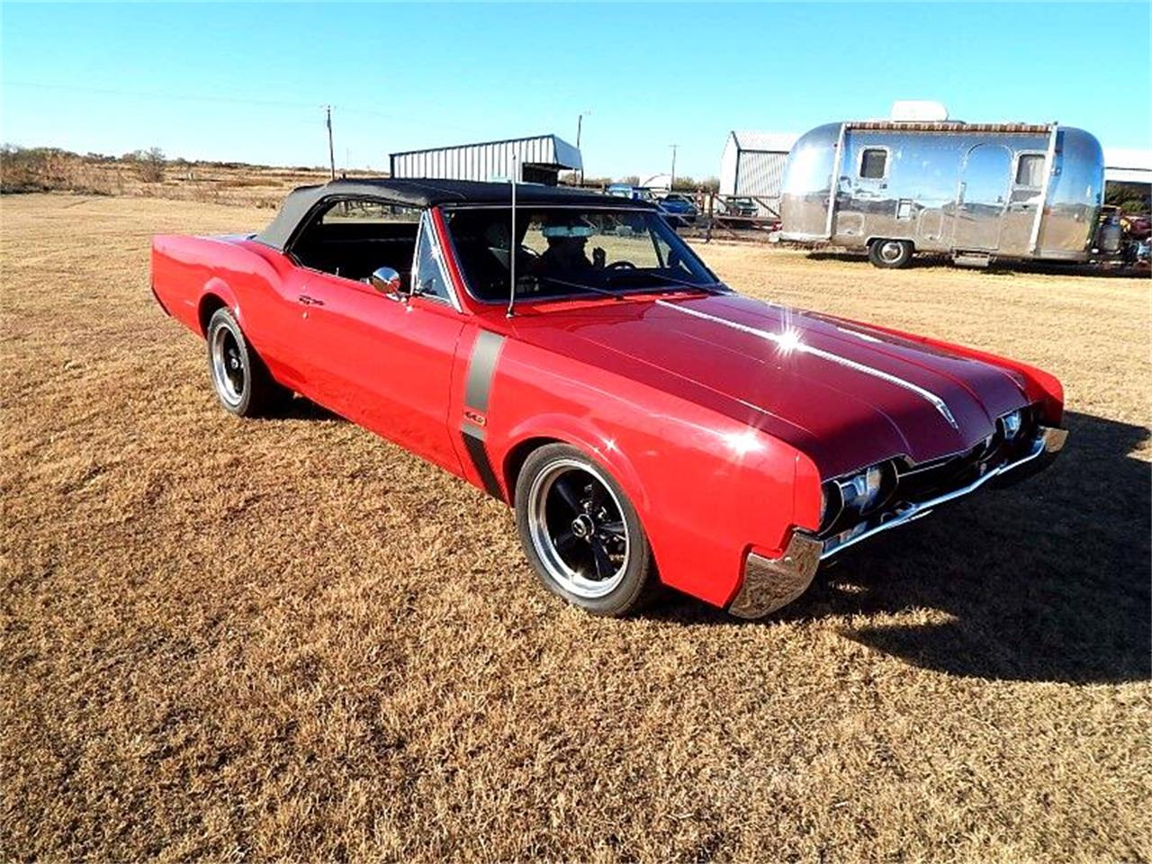 1967 Oldsmobile Cutlass (CC-1298269) for sale in Wichita Falls, Texas