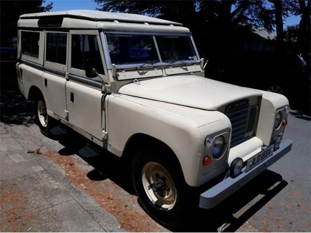 1979 Land Rover Series III (CC-1298274) for sale in Cadillac, Michigan