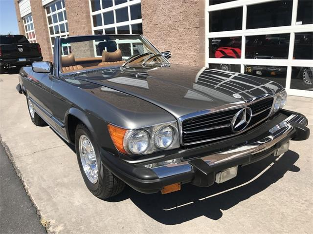 1978 Mercedes-Benz 450SL (CC-1298275) for sale in Henderson, Nevada