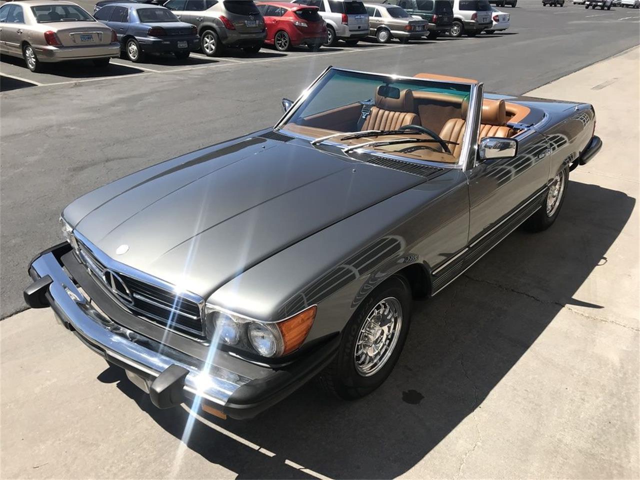 1978 Mercedes-Benz 450SL (CC-1298275) for sale in Henderson, Nevada