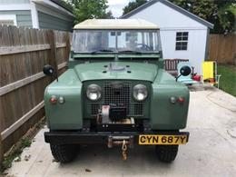 1973 Land Rover Series III (CC-1298288) for sale in Cadillac, Michigan