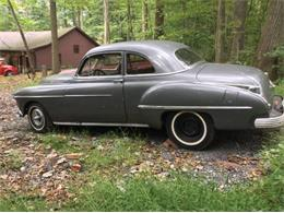 1950 Oldsmobile Club Coupe (CC-1298299) for sale in Cadillac, Michigan