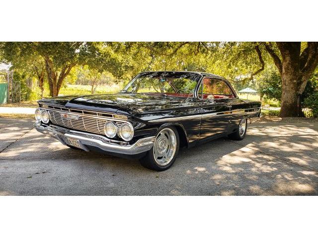 1961 Chevrolet Impala (CC-1298303) for sale in Concord, California