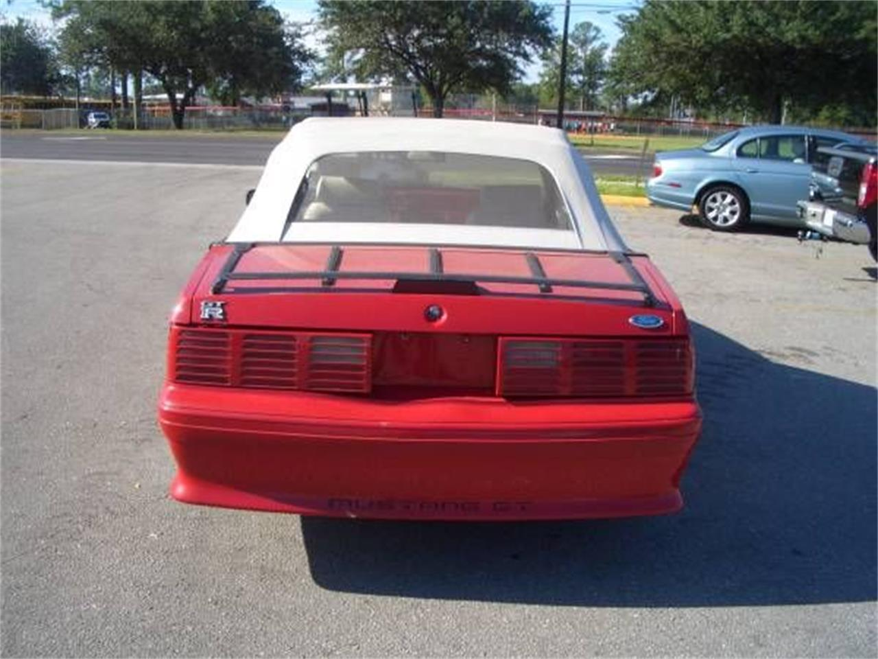 1992 Ford Mustang (CC-1298311) for sale in Cadillac, Michigan