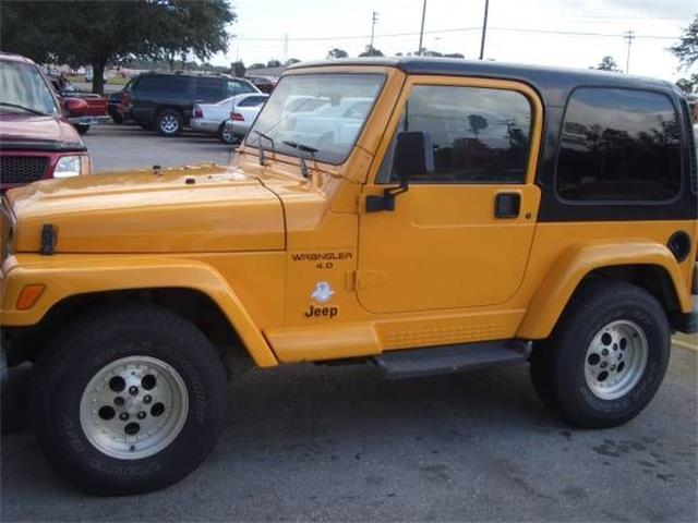 1999 Jeep Wrangler (CC-1298312) for sale in Cadillac, Michigan