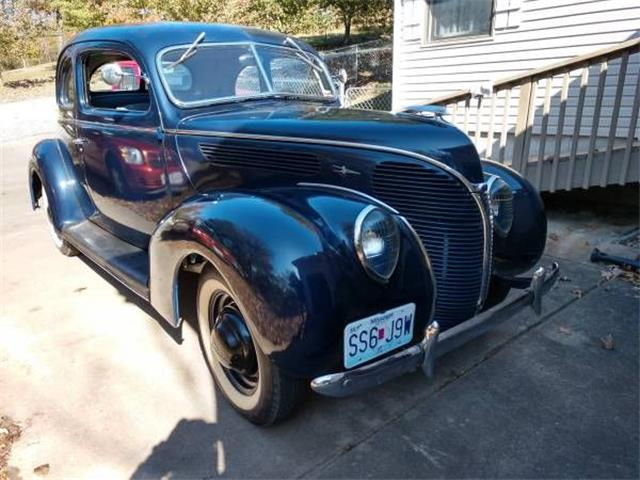 1938 Ford Deluxe (CC-1298317) for sale in Cadillac, Michigan